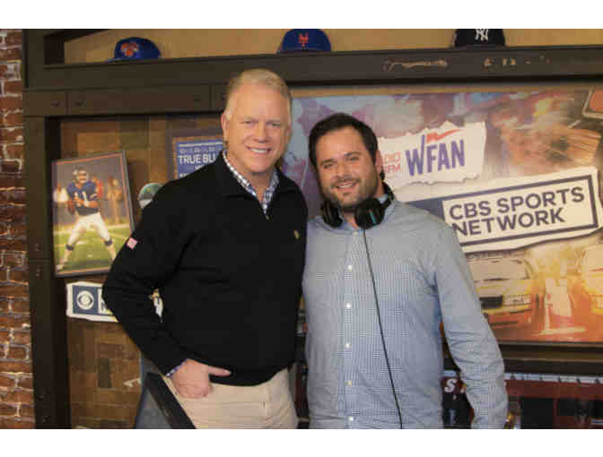 Attend a Live Broadcast of Boomer & Gio - WFAN 's morning show..... - Photo 2