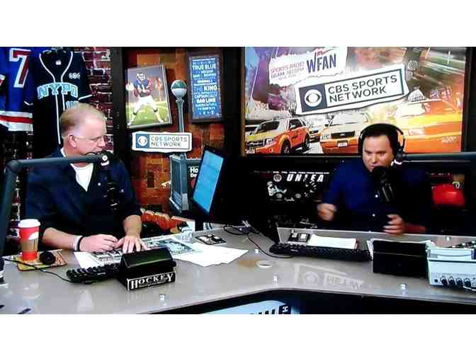 Attend a Live Broadcast of Boomer & Gio - WFAN 's morning show..... - Photo 4