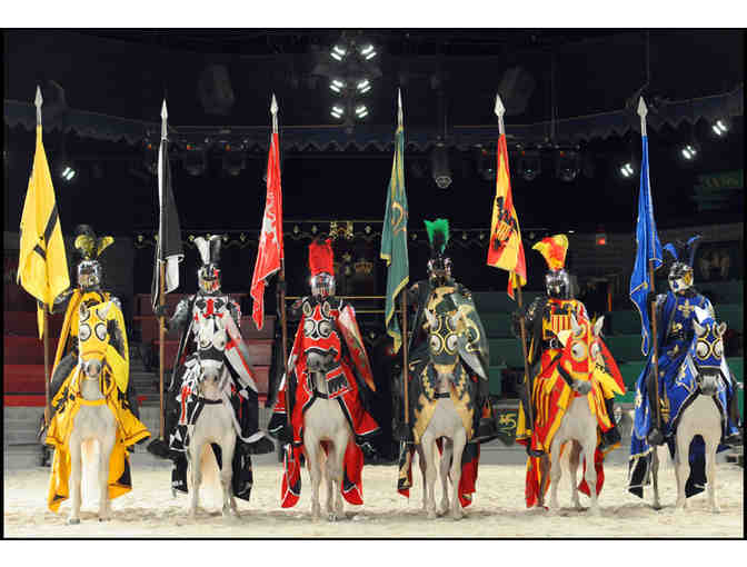 1 Night Stay at Courtyard Meadowlands AND Medieval Times Dinner/Tournament - Dinner for 2 - Photo 3