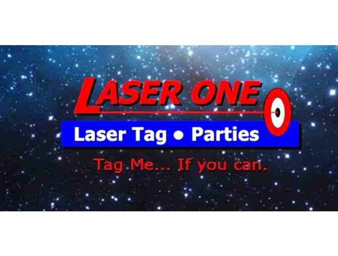 4 Laser Tag Passes at Laser One and $50 Gift Card to Friendly's - Photo 1