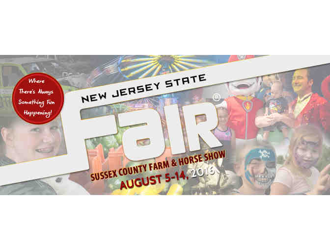 $50 Gift Certificate to Friendly's Restaurant & 4 NJ State Fair Tickets - Photo 3