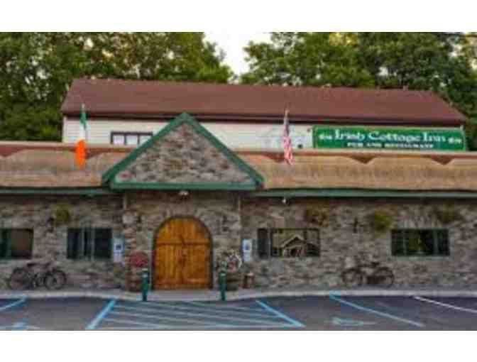 $100 GC to the Irish Cottage Inn Restaurant, $50 GC to Atlantic Manor and 2 Movie Passes - Photo 1