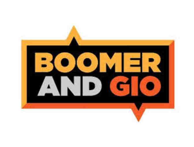 Attend a Live Broadcast of Boomer & Gio - WFAN 's morning show..... - Photo 1