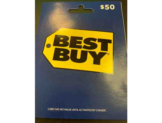 BEST BUY $50 Gift Card - Photo 1