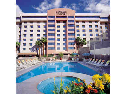 6 night 7 day Stay in Carriage House in Las Vegas
