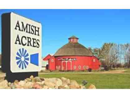 Amish Acres Round Barn Theater