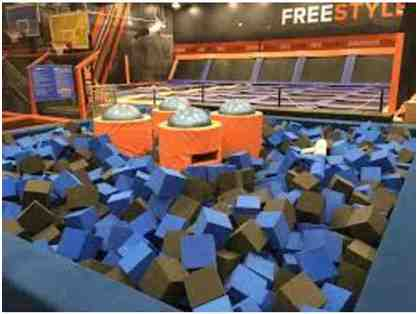 Family Fun Pack at Sky Zone