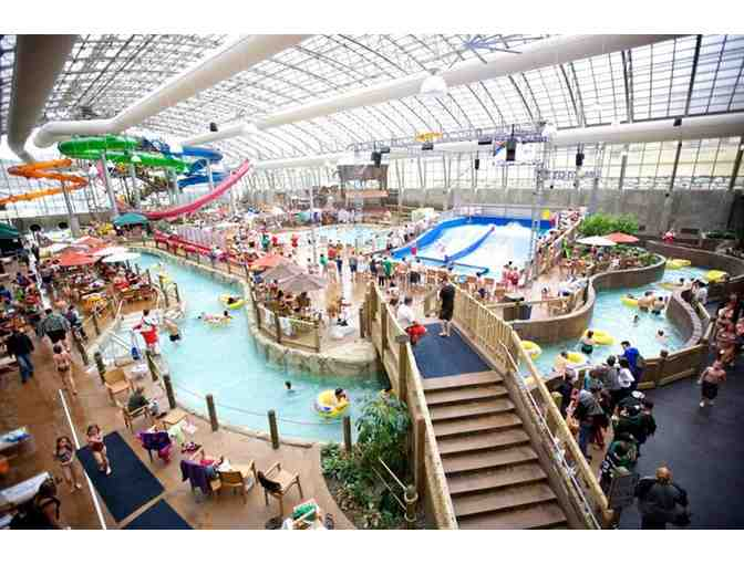 #1 Family 4-pack Voucher to use at the Pump House Indoor Water Park at Jay Peak - Photo 2