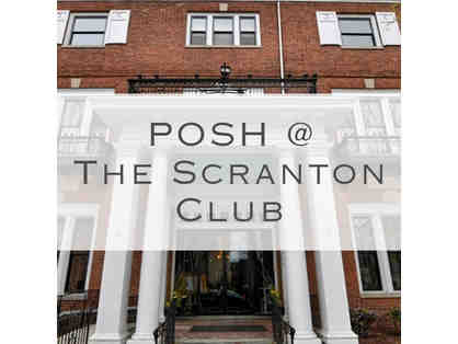 $50 Posh at the Scranton Club Gift Certificate