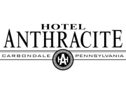 One Midweek Stay @ Hotel Anthracite, Carbondale, PA