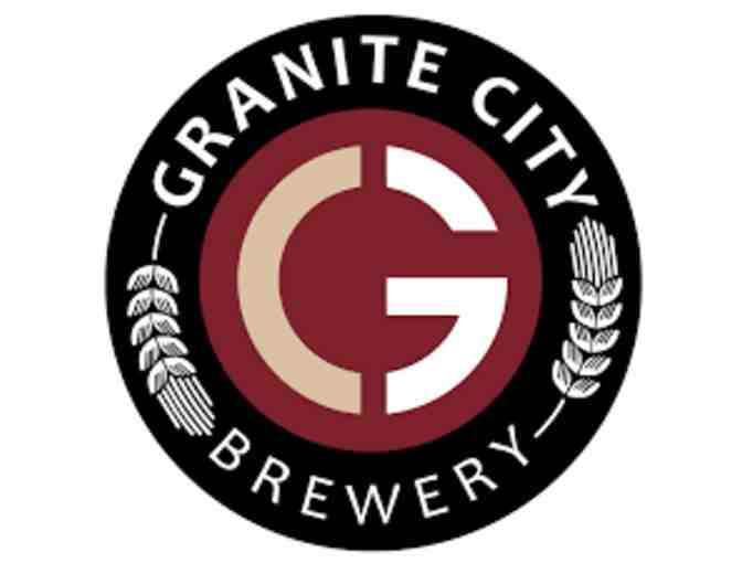 Granite City Brewery Gift Pack and Growler - Photo 1