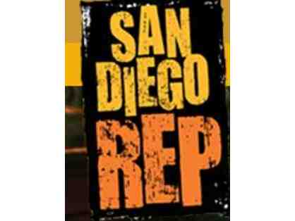 All The World's A Stage - Season Out with the San Diego REP Theatre