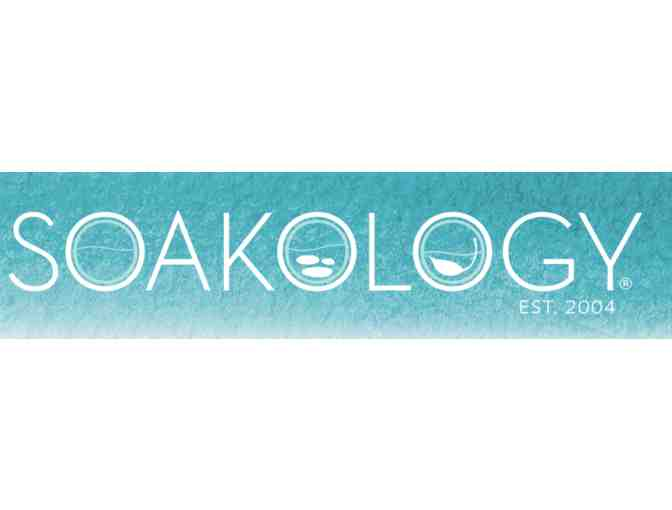 $100 Gift Certificate to Soakology - Photo 1