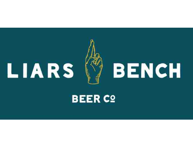 $100 Gift Certificate to the Liar's Bench Beer Co. - Photo 1