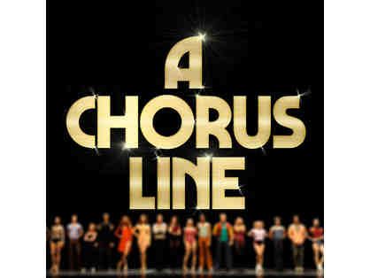 2 Prime Tickets to Opening Night of A Chorus Line and Added Show Perks