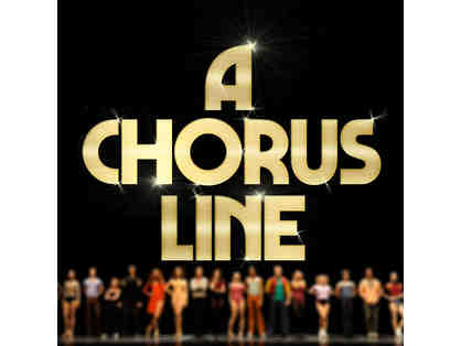 3 Prime Tickets to Opening Night of A Chorus Line and Added Show Perks