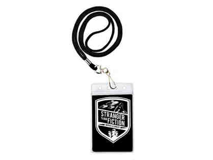 (1) Stranger Than Fiction VIP Pass