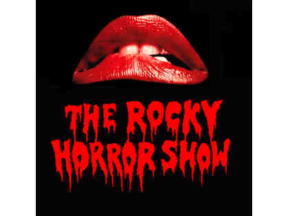 4 Front Row Tickets to The Rocky Horror Show with Added Perks - December 31st