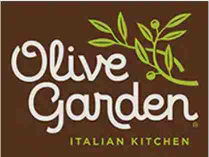 $25 Gift Certificate to the Olive Garden