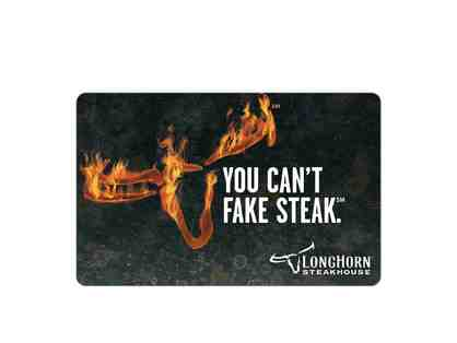 $50 Gift Certificate to Longhorn Steakhouse