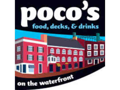 A Night Out in Portsmouth - Poco's and the Seacoast Repertory Theatre