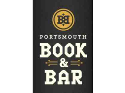 A Night Out in Portsmouth - Book & Bar and the Seacoast Repertory Theatre