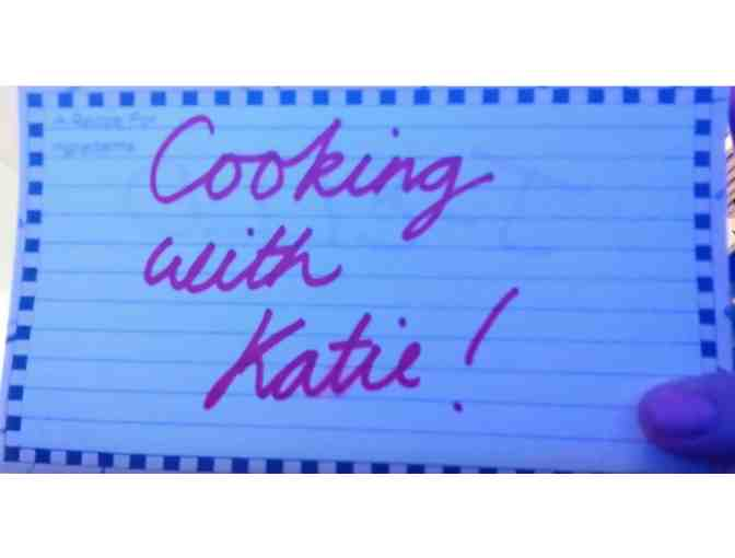 Katie Juster does Cooking with Katie with you LIVE ONSTAGE - Photo 1