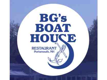 A Night out in the Seacoast - BG's Boathouse and 2 Tickets to the Seacoast Rep