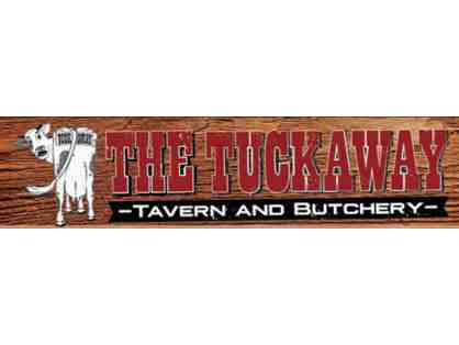 $50 Gift Certificate to the Tuckaway Tavern