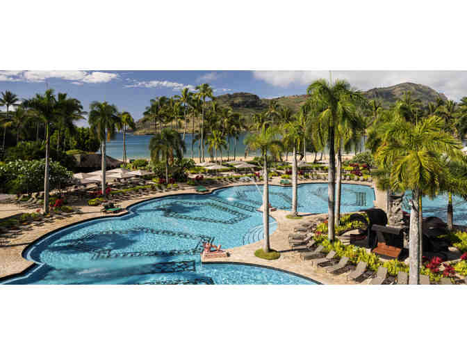 Kauai Hawaii 5 Night Resort Vacation, Dinner and Gems