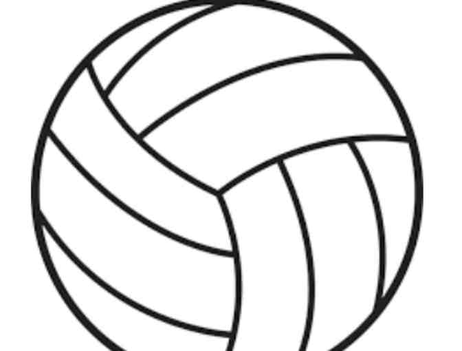 Children's Volleyball Clinic by Olympic Volleyball Player Kristin Klein Keefe