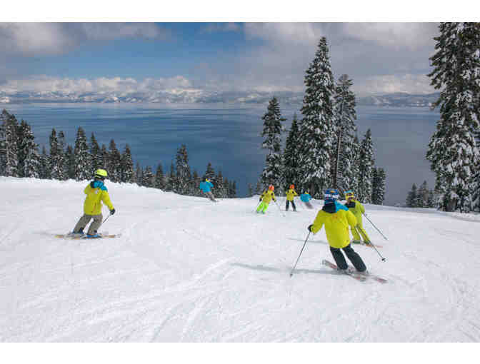 Homewood Mountain Resort Package - 2 Adult Season Ski Passes and gift certificate - Photo 1