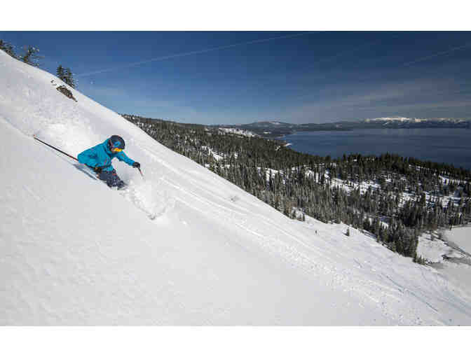 Homewood Mountain Resort Package - 2 Adult Season Ski Passes and gift certificate - Photo 2