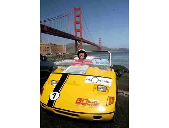 2 Hour Tour for 2 People - Go Car Tours, San Francisco - Photo 1