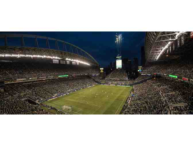 Sounders 18 Person Q13 Suite at CenturyLink Field