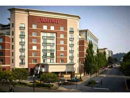 2-Night Weekend Stay at the Marriott Redmond Hotel