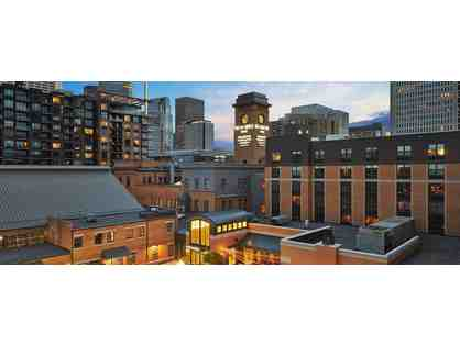 2-Night Weekend Stay at The Depot Minneapolis Renaissance Hotel