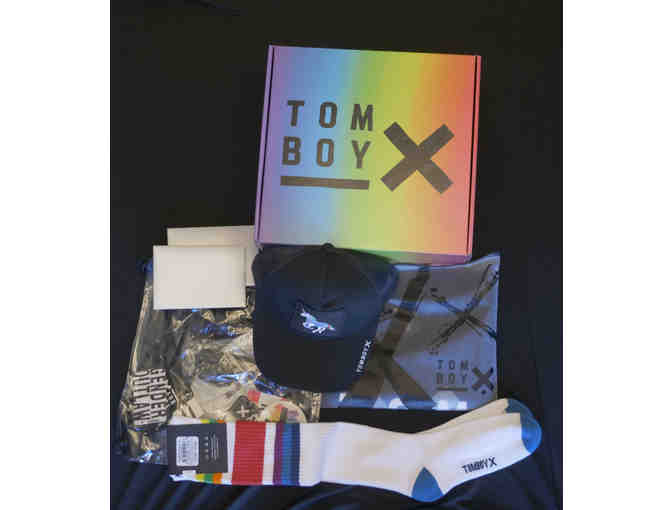 Tomboy X Gift Package & Two (2) $50 Gift Cards - Photo 1