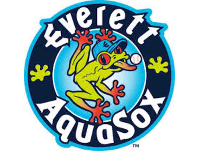 Everett Aquasox Four (4) Tickets and Two Parking Passes to Sept. 2 Game - Photo 1