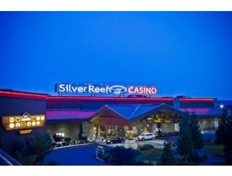 Silver Reef Hotel Casino and Spa - Suite, Dinner and Spa Delight at the Silver Reef