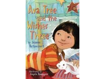 Signed copy: 'Ava Tree and the Wishes Three!'