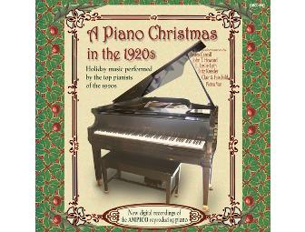 A Piano Christmas of the 1920s!