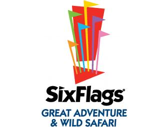 Six Flags Great Adventure Family 4 Pack in Jackson, NJ