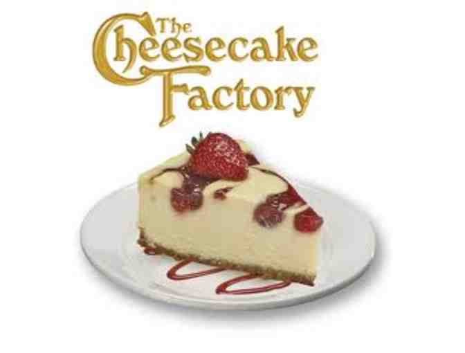 The Cheesecake Factory - $50 Gift Card