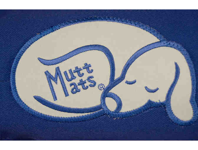 Mutt Mat (Large, Blue)