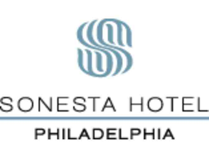 Sonesta Hotel, Philadelphia, PA - One Night Stay for Two with Breakfast