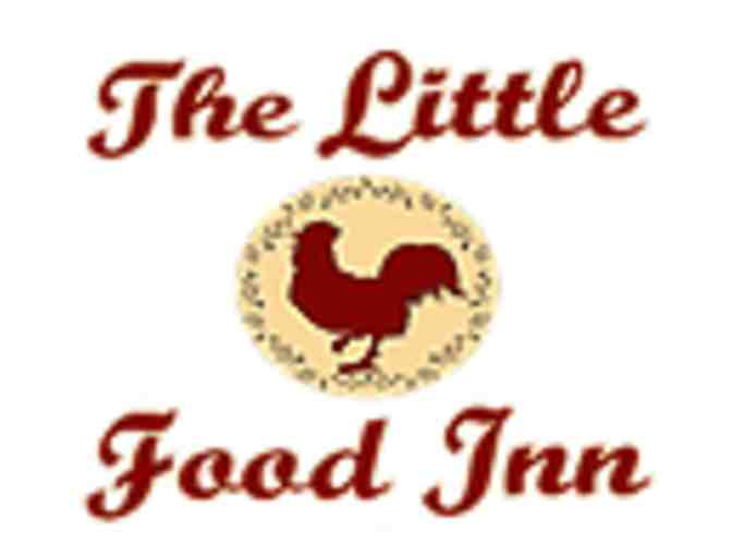 The Little Food Inn, Pompton Plains NJ - Lunch for Two