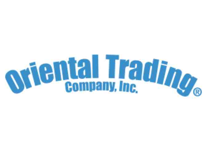 Oriental Trading Company $25 gift certificate (2 of 2)