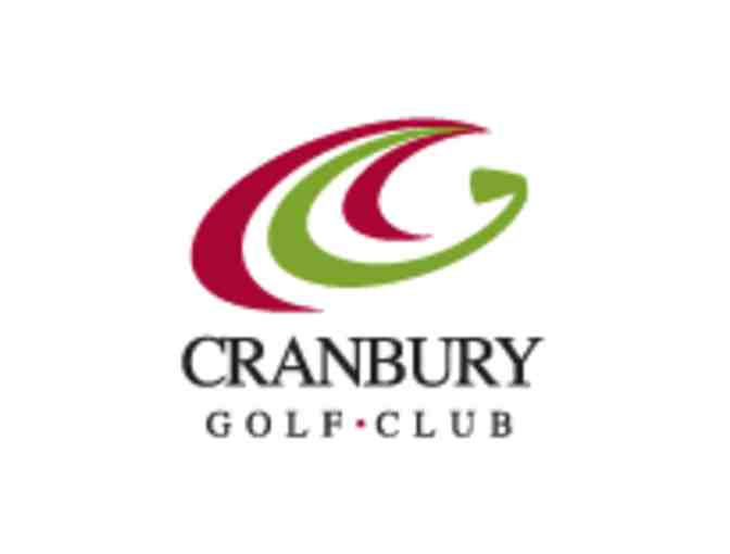 Cranbury Golf Club - 4 rounds of golf with cart & lunch