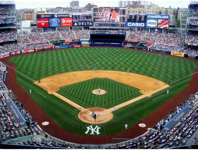 Yankees vs. Rays, Yankee Stadium - 2 Field Level Tickets, Sunday, June 17 (Father's Day